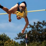 Burns hopes to break dad's pole vaulting records at Cal – Gold Country Media